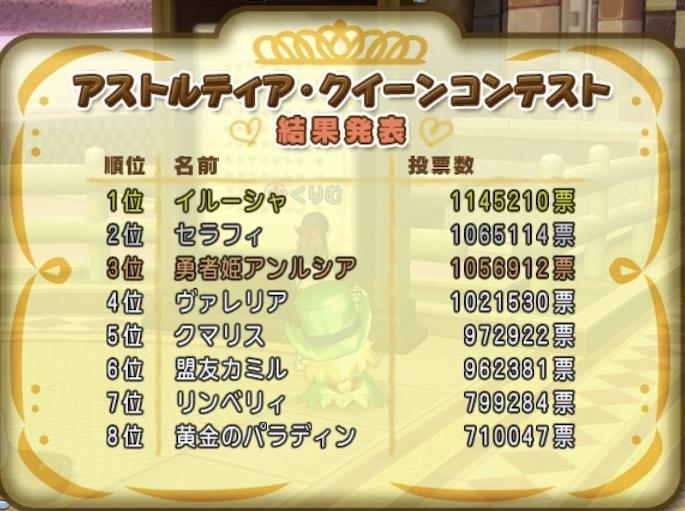 【ドラクエ10】第9回アストルティア・クイーン総選挙が開幕!