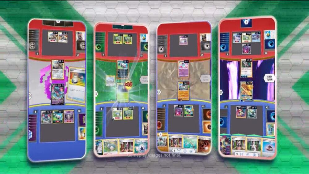 ポケモンカードゲームのゲーム版が海外でスマホとPCでリリース